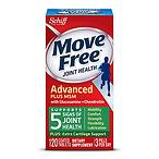 Schiff Move Free Bone & Joint Supplement, Glucosamine Chondroitin + MSM