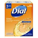 Dial 抗菌除臭香皂 4 oz - 3 ct