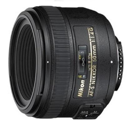 史低价!尼康 50mm f/1.4G 定焦单反数码相机镜头