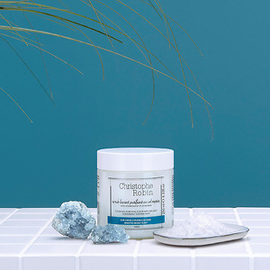 Christophe Robin Cleansing Purifying Scrub with Sea Salt (8oz)
