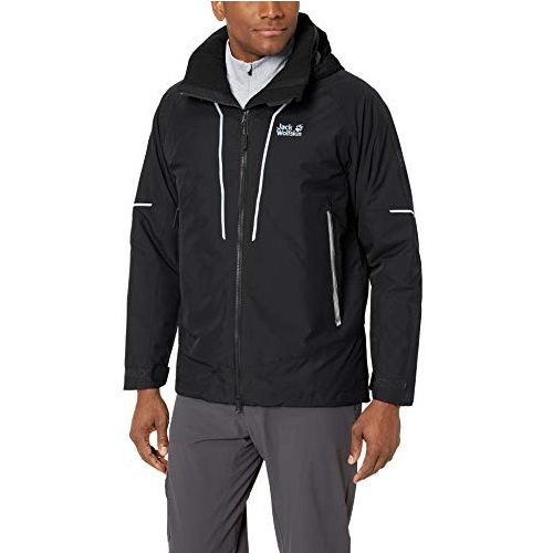 Jack Wolfskin Men's Escalante Trail Waterproof Insulated Jacket