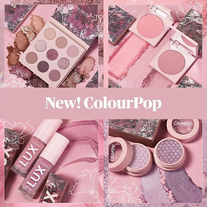 ColourPop Ride With The Mauve Collection Restock