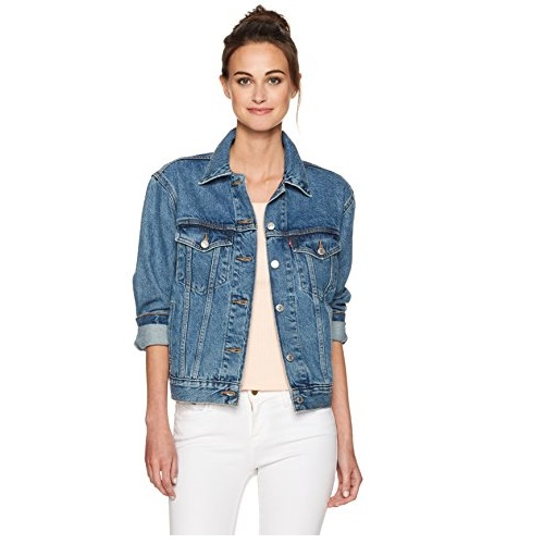 Levi's Women's Ex-Boyfriend Trucker Jacket