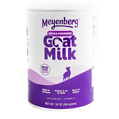 Meyenberg全脂山羊奶粉,16 oz