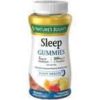 Nature's Bounty Sleep Complex 3 mg Melatonin/200 mg Gummies Punch 60.0ea