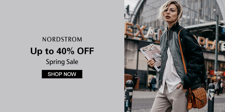 Nordstrom: Up to 40% OFF Spring Sale