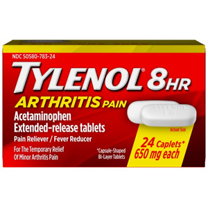 Walmart: Acetaminophen Fever Reducer and Pain Reliever Medicine from $4.47