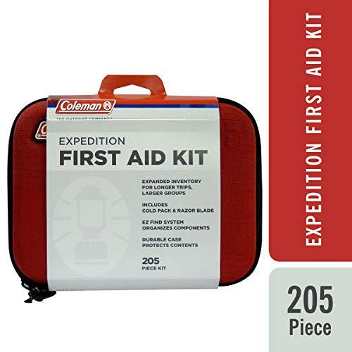 史低价!Coleman First Aid 急救包,205件套
