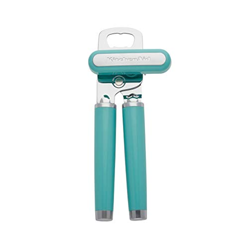 KitchenAid KE199OHAQA Classic Multifunction Can Opener, One Size, Aqua Sky 2