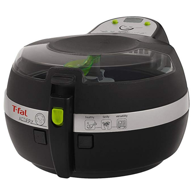 T-fal FZ700251 Actifry Oil Less Air Fryer with Large 2.2 Lbs Food Capacity and Recipe Book, Black $119.99,free shipping