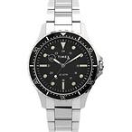 Navi XL 41mm Stainless Steel Bracelet Watch