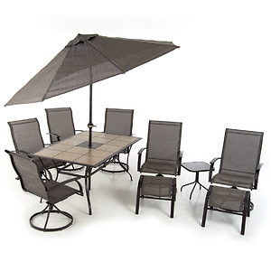 Boscovs: Up to 50% OFF Selected Patio Dining & Seating Sets