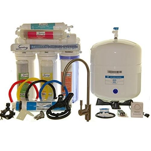 大降!iSpring RCC7AK 6级饮用水净化系统