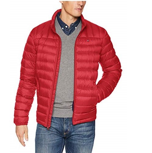 Tommy Hilfiger Men's Packable Down Jacket (Standard and Big & Tall Sizes), $43.95 , free shipping
