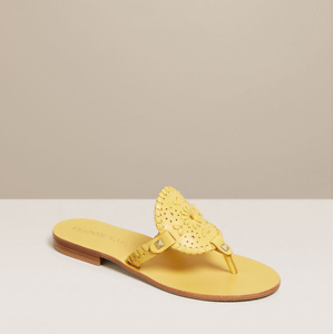 Jack Rogers:Best Selling Georgica Sandal at 50% off