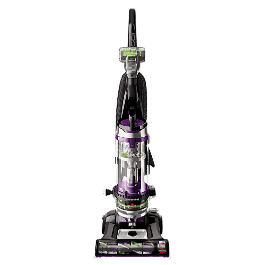BISSELL Cleanview Swivel Rewind Pet Upright Bagless Vacuum Cleaner, Purple, 22543 $109.99,free shipping