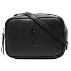 SAINT LAURENT Lou Lou leather belt bag