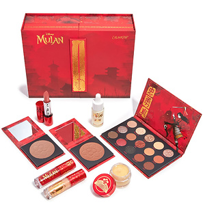 ColourPop X Mulan Collection Just Arrived