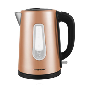Farberware 1.7L Stainless Steel Electric Kettle
