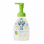 Babyganics Alcohol-Free Foaming Hand Sanitizer Fragrance Free