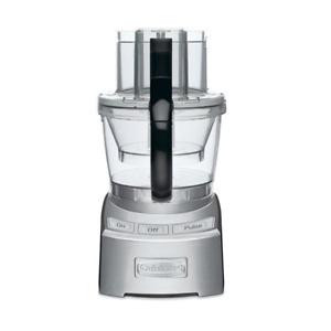 Cuisinart Elite Collection 2.0 FP-12DCN 12 Cup Food Processor, Die Cast Silver