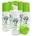 6pcs Babyganics Alcohol-Free Foaming Hand Sanitizer