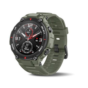 Amazfit T-Rex Smartwatch with12 Military Certifications,20-Day Battery Life,Tough Body,1.3'' AMOLED Display,5 ATM Water-Resistant,14 Sports Modes