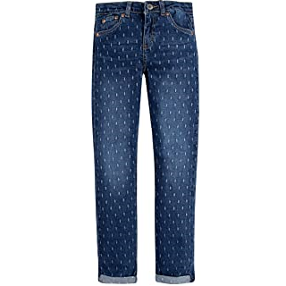 Levi's Girls' Girlfriend Fit Jeans $7.03