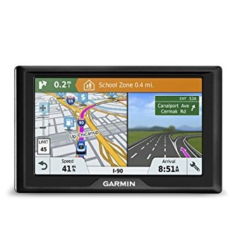 Garmin Drive 51 USA LMT-S GPS Navigator System with Lifetime Maps, Live Traffic and Live Parking, Driver Alerts, Direct Access, TripAdvisor and Foursquare data $106.98