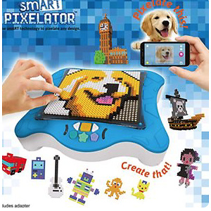 smART Pixelator: Create Your Own 3D Pixelated Art Projects, Gift for Kids, Ages 7+