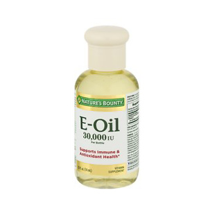 Nature's Bounty Vitamin E Oil, 30000IU, 2.5 Fl Oz