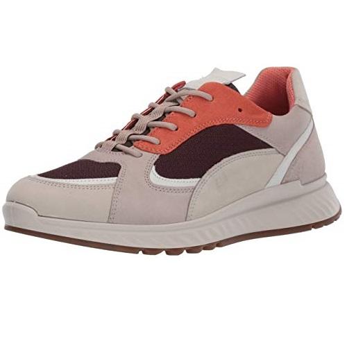ECCO 爱步 ST.1 适动系列 撞色 运动女鞋