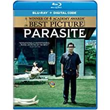 史低价!值得收藏!Parasite 《寄生虫》蓝光光碟+数字版 $14.99