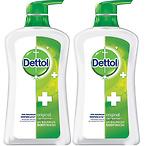 Dettol 抗菌沐浴露, 21.1 Oz * 2瓶