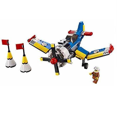 LEGO Creator 3in1 Race Plane 31094 Building Kit , New 2019 (333 Piece)