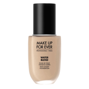 Make Up For Ever: WATER BLEND FACE & BODY FOUNDATION 20% OFF