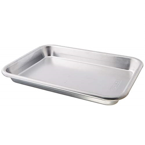 Nordic Ware 47400 1/8 Sheet Pan, One Size, Aluminum