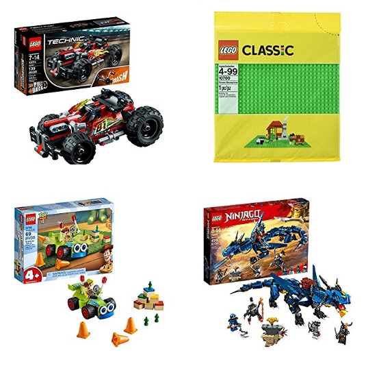 Amazon: $10 OFF when you spend $50 on Lego