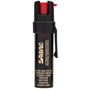 SABRE 3-IN-1 Pepper Spray 防身喷雾