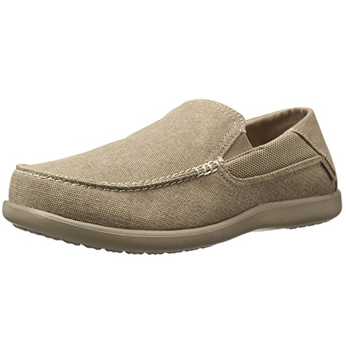 crocs Men's Santa Cruz 2 Luxe Loafer $17.23 FREE Shipping on orders over $25