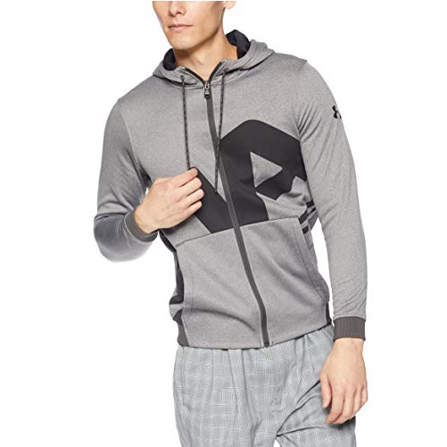 Under Armour Under Armour Men's Armour Fleece Ua Full Zip Hoodie Zip Up Sweatshirt