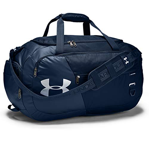 Under Armour Undeniable Duffle 4.0Large Black/SilverLarge Large