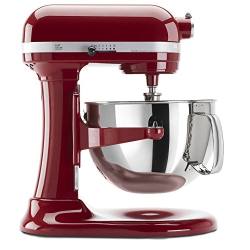KitchenAid KP26M1XER 6 Qt. Professional 600 立式搅拌机