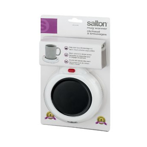 Salton Mug Warmer, SMW12, White