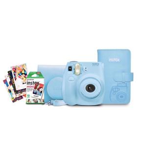 Walmart:Fujifilm Instax Mini 7s Bundle - Light Blue
