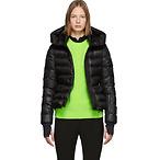 Moncler Grenoble Black Down Armotech Jacket