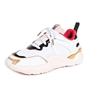 PUMA x Charlotte Olympia Rise Sneakers