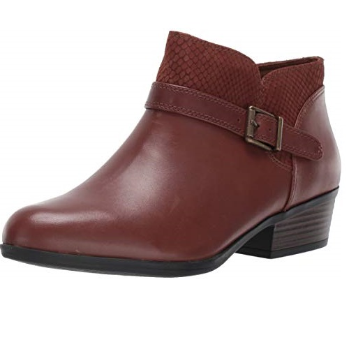 Clarks Women's Addiy Sharilyn Fashion Boot