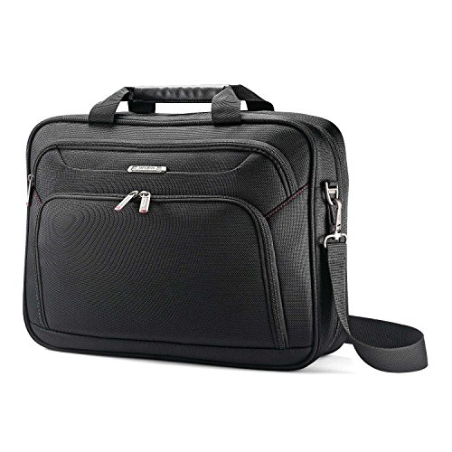 Samsonite Xenon 3.0 Single Gusset Techlocker Laptop Bag $40.33