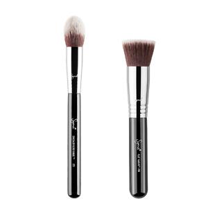 Sigma Flawless in a Flash Kabuki Brush Duo